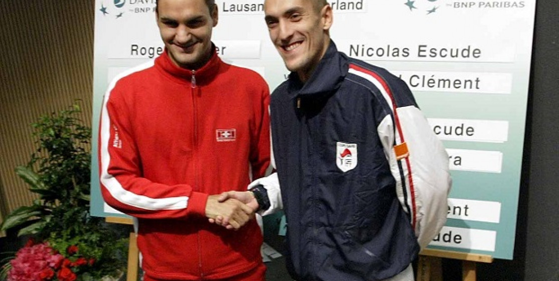 Top 10: They have never won the Davis Cup by BNP Paribas