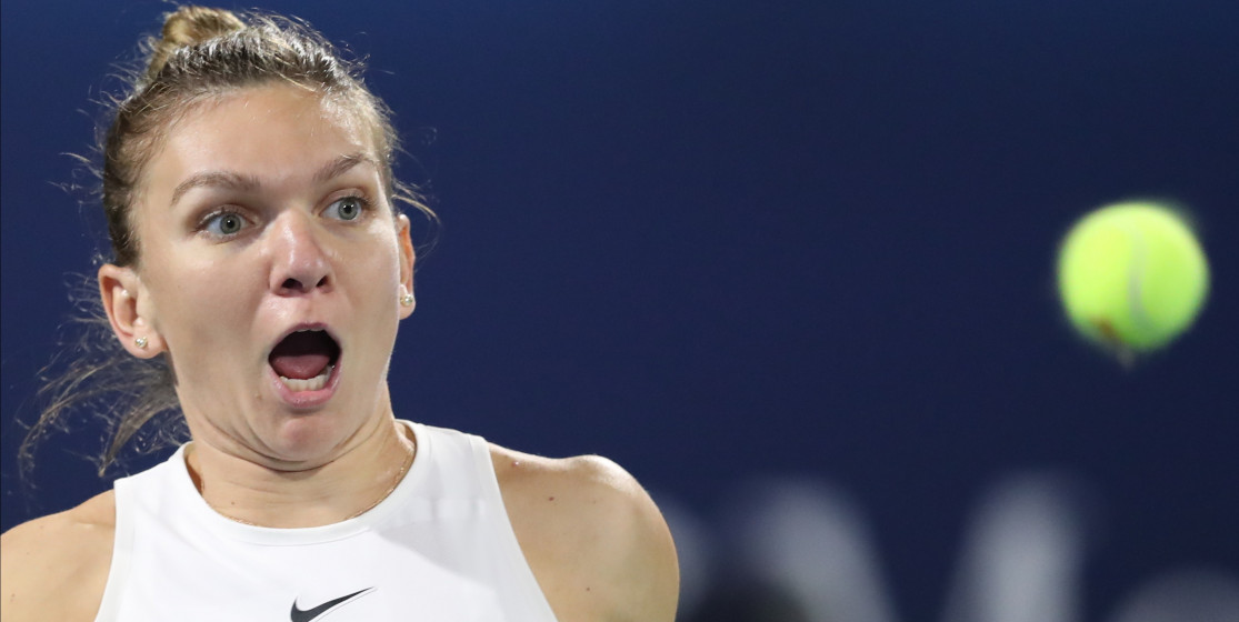 The tennis news (but not only) of the week: Simona Halep and a flamingo