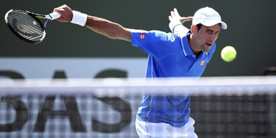 DJOKOVIC AND FEDERER IN REPEAT INDIAN WELLS FINAL