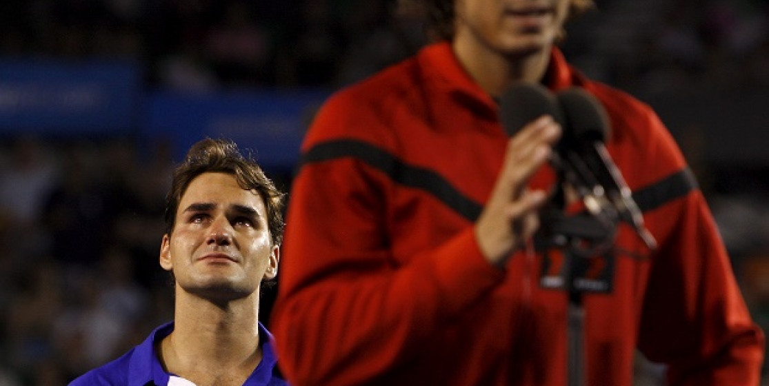 Top 10 : the most memorable speeches in the history of Grand Slam tournaments