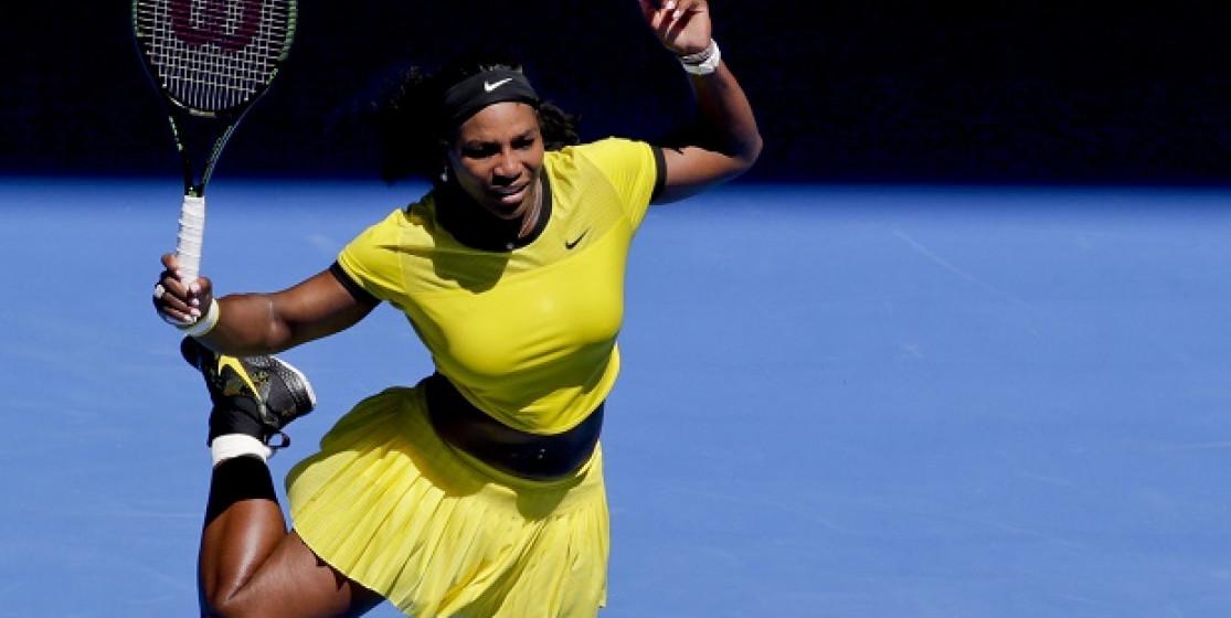 En 21 victoires en Grand Chelem, Serena Williams a connu…