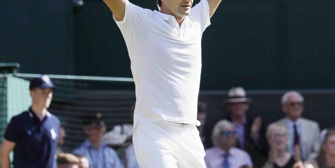 Federer toujours et encore !