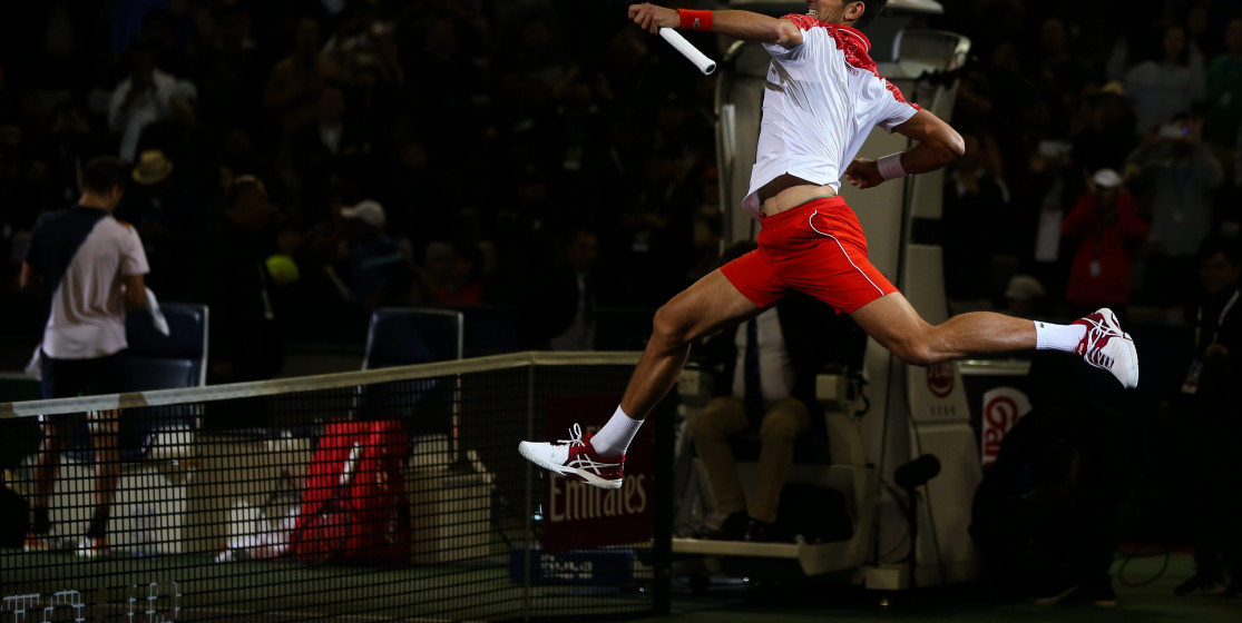 The tennis news (but not only) of the week: Djoko and french fries