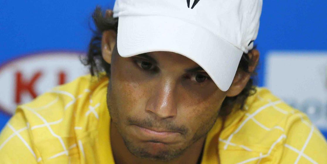 Rafael, je suis en colère !