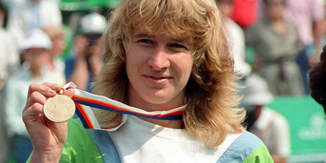 TENNIS AT THE OLYMPICS - A PERSONAL LOOK BACK part 1