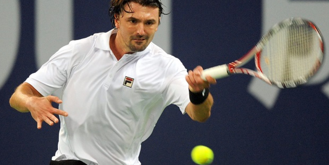 The day when Goran Ivanisevic broke all his racquets