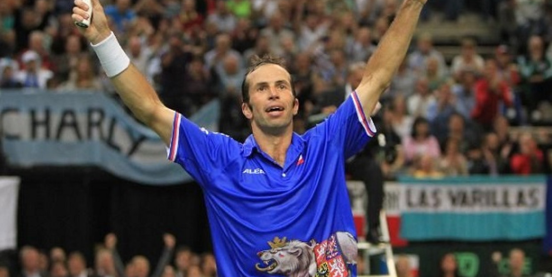 Top 8: The unexpected hero of the Davis Cup by BNP Paribas final