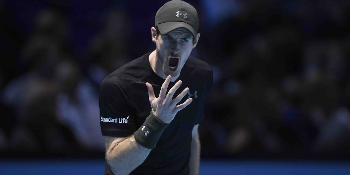 Il dit quoi Andy Murray?