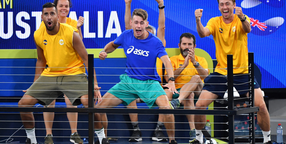 The tennis news (but not only) of the week: Kyrgios, fire and tears