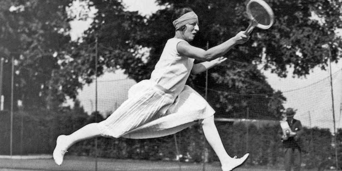 Il y a 90 ans, le match du siècle entre Lenglen et Wills