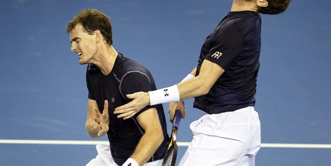 Top 10: Brothers in Davis Cup