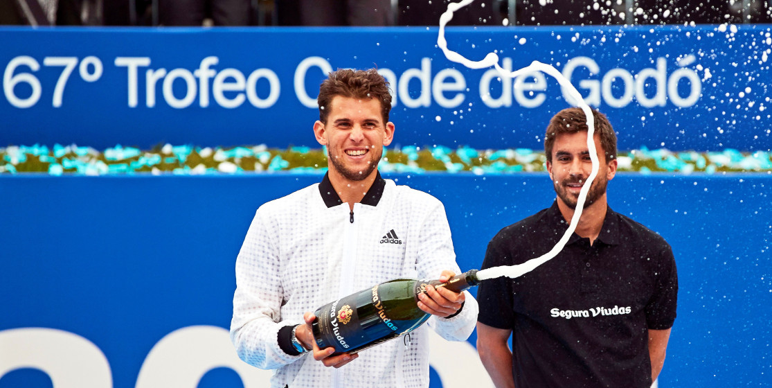 The tennis news (but not only) of the week : Thiem and birds