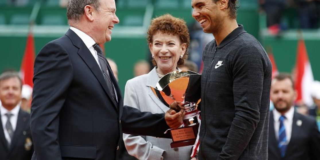 NAME MONTE CARLO CENTRE COURT AFTER NADAL