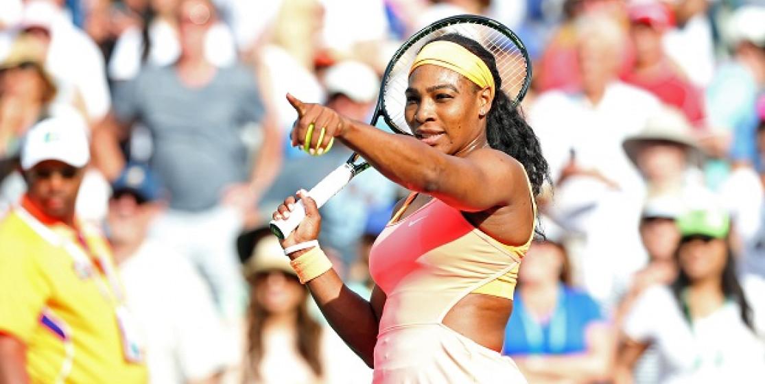 Serena covers Beyoncé