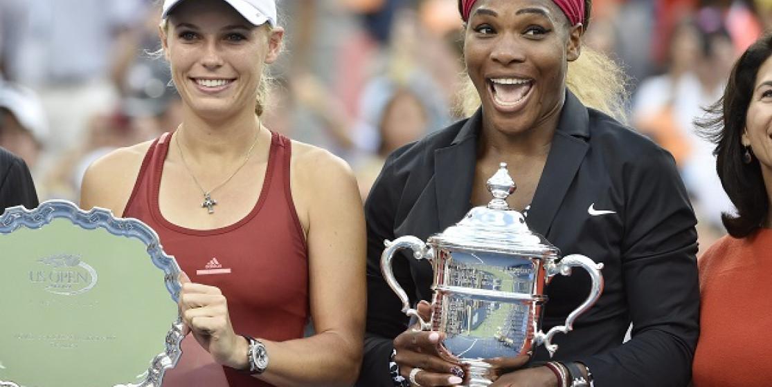 Serena Williams, reine du bal