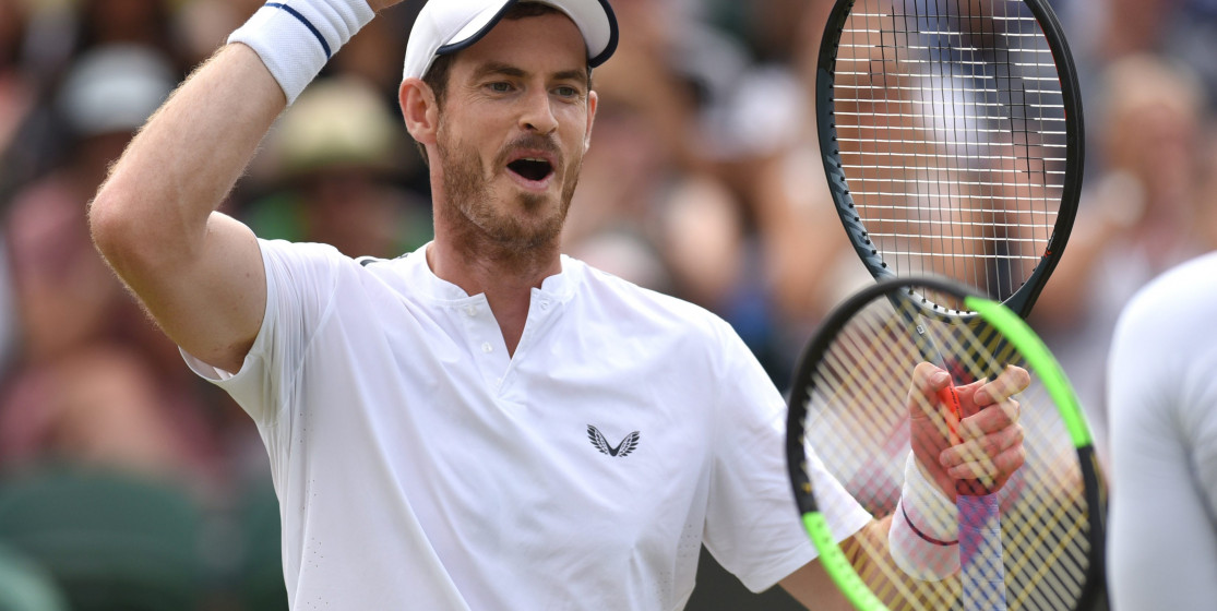 The tennis news (but not only) of the week: Murray Murray and money money