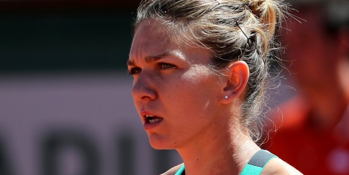 HALEP  LOOKS TO RISE ABOVE DISAPPOINTMENT