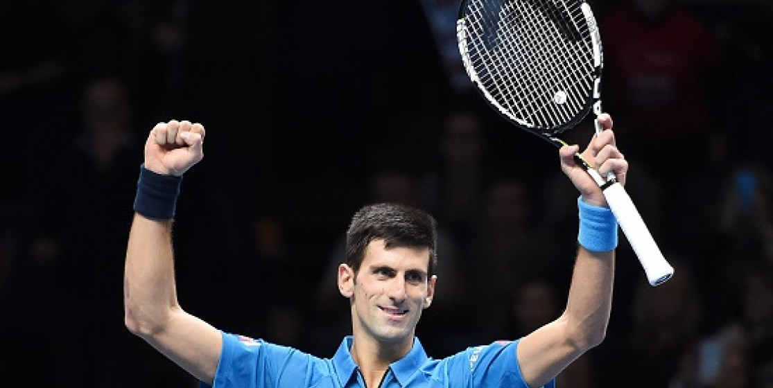 MOMENTS OF THE TENNIS YEAR