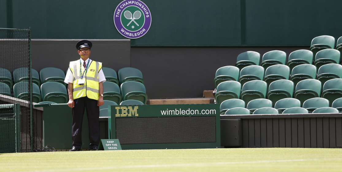 Top 10: Ils prenaient leurs vacances pendant Wimbledon