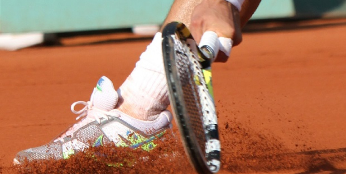 You know that you are in the second week of Roland Garros when...