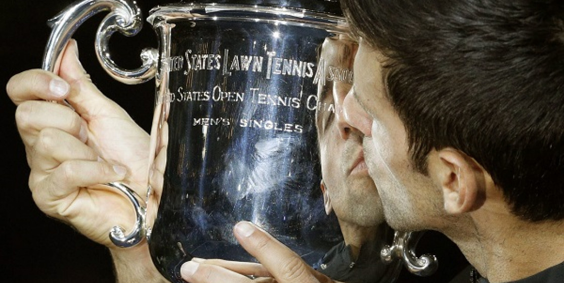FRIENDS AND RIVALS - NOVAK PREVAILS IN NEW YORK