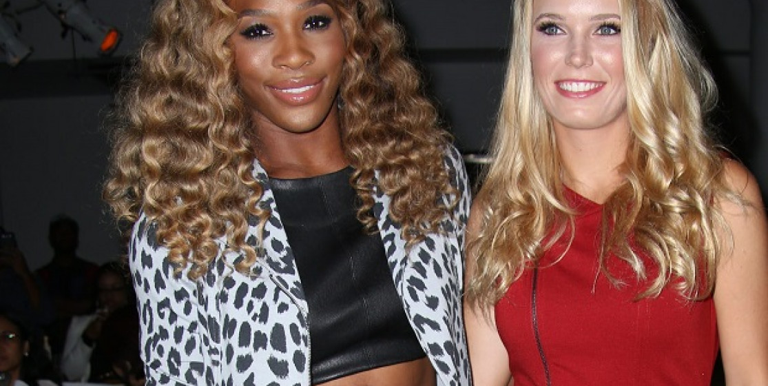 Serena Williams is not blonde