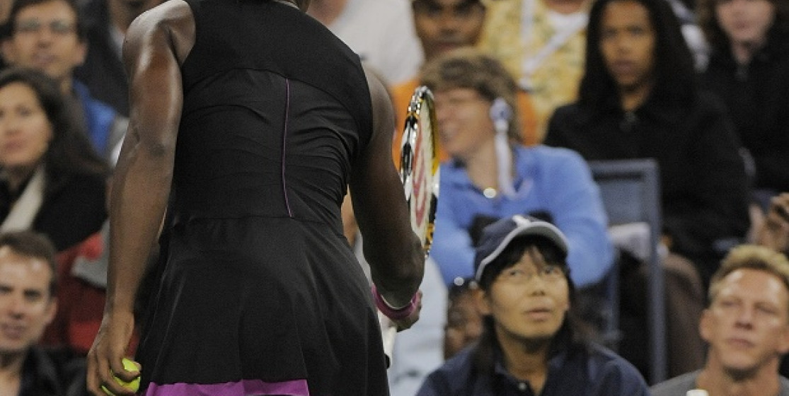 The day when Serena Williams threatened a lineswoman at the US Open