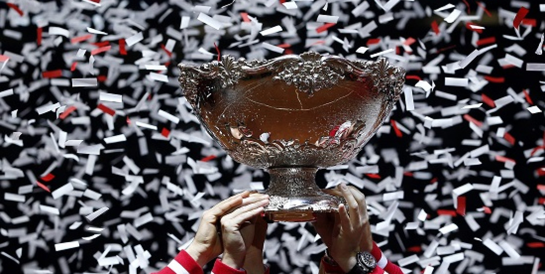 THE DAVIS CUP FINAL - WHO PLAYERS THINK WILL WIN