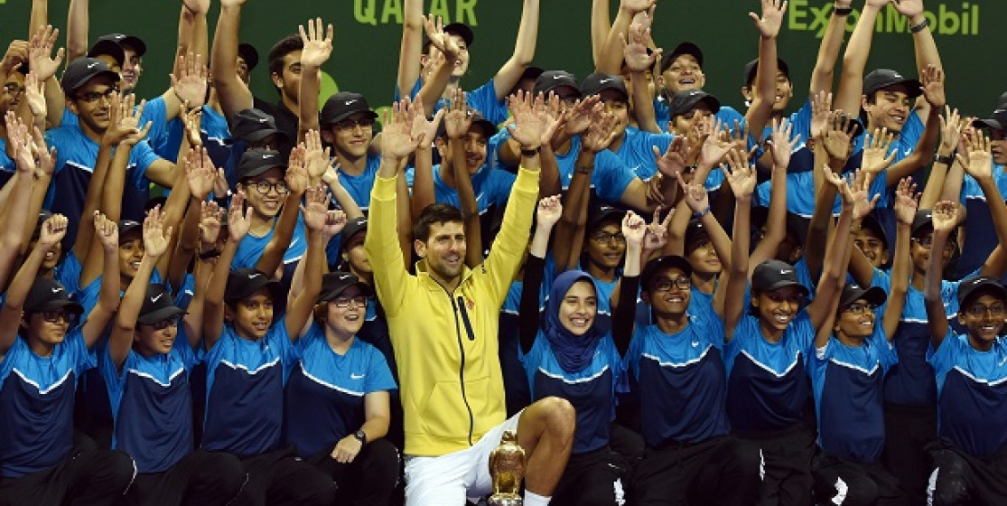 Djokovic ? Yes, him again !
