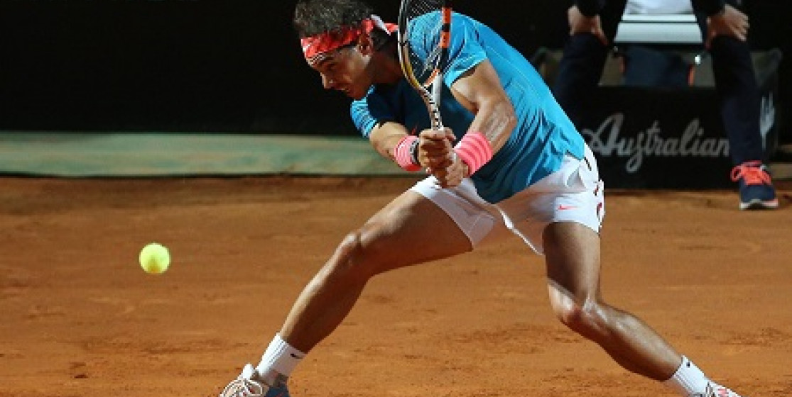 SHOULD THERE BE CONCERN ABOUT NADAL'S FORM?