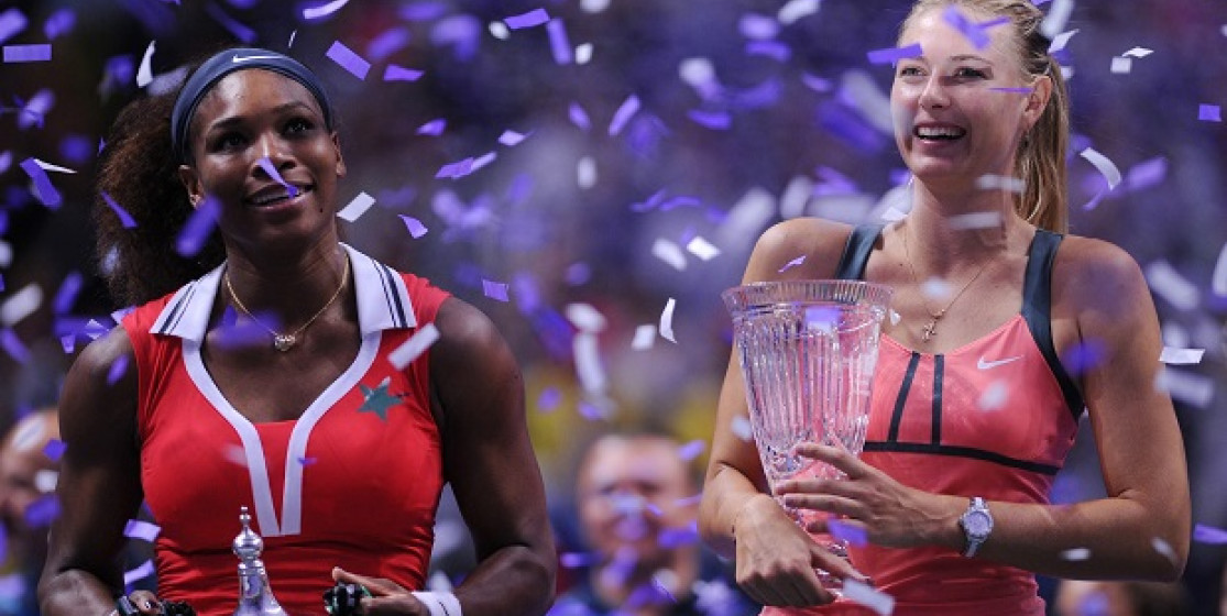 Why is tennis the number one women's sport?