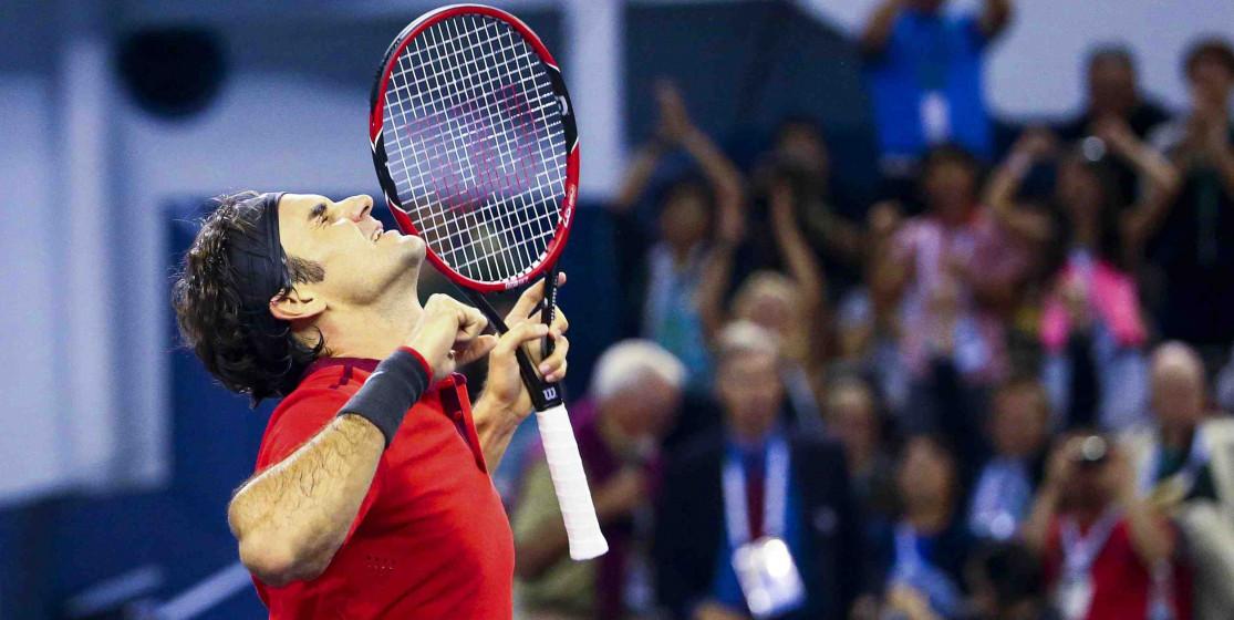 Roger Federer en chiffres