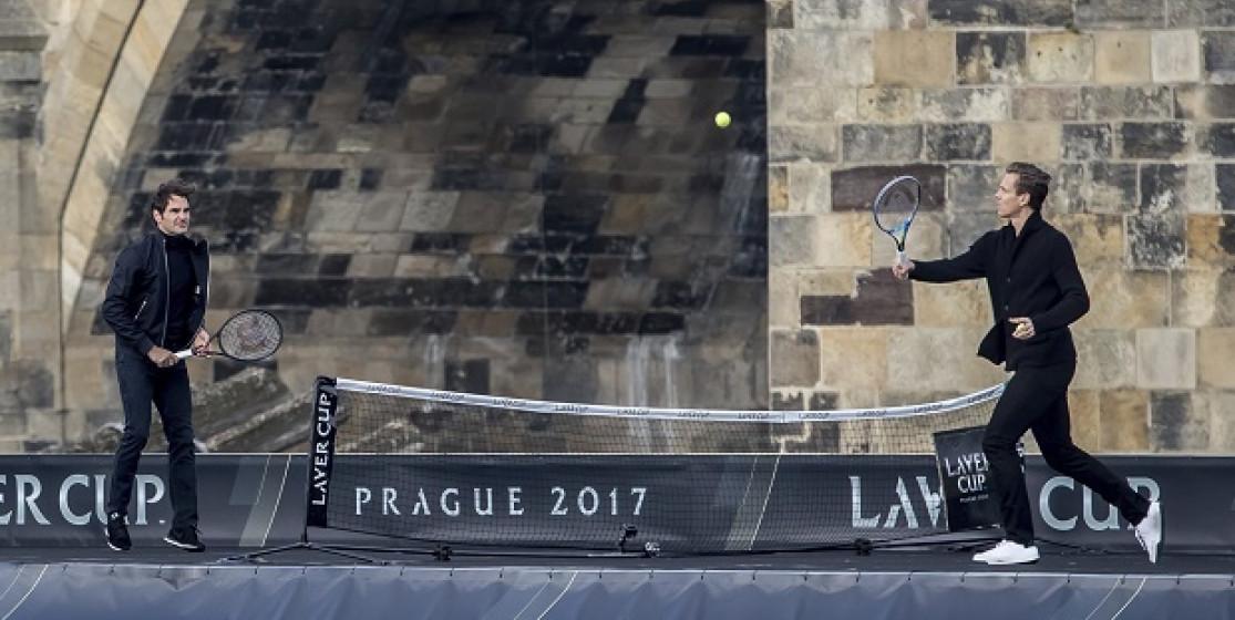 Roger Federer, tel Highlander