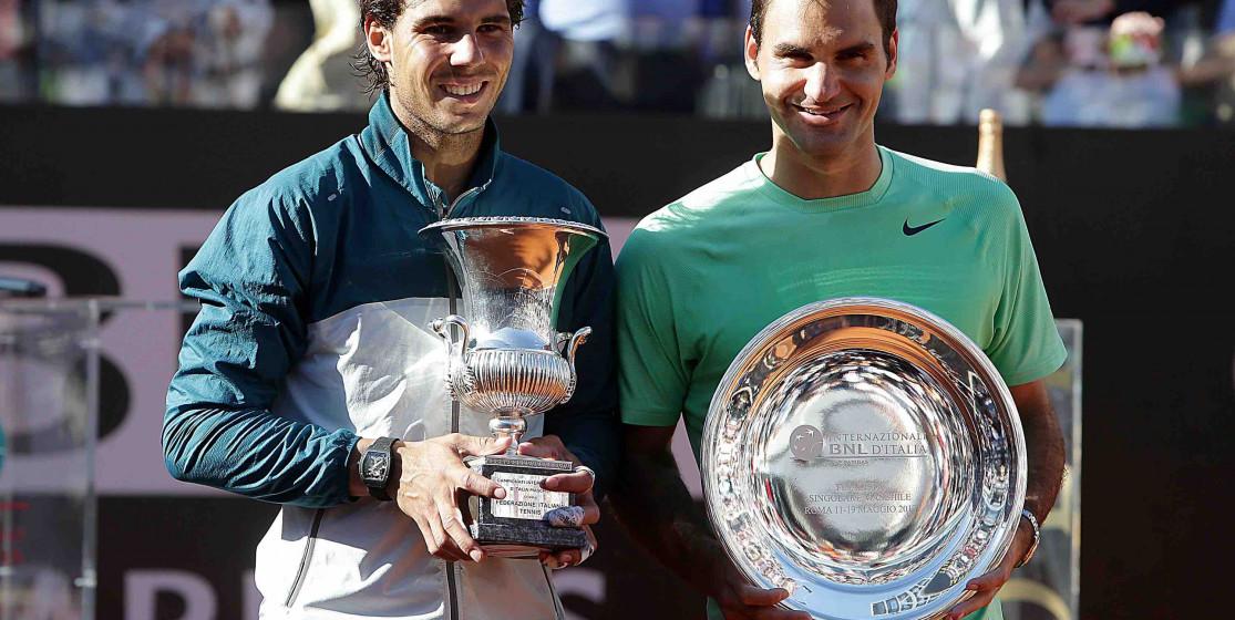 Federer et Nadal m'ont déçu