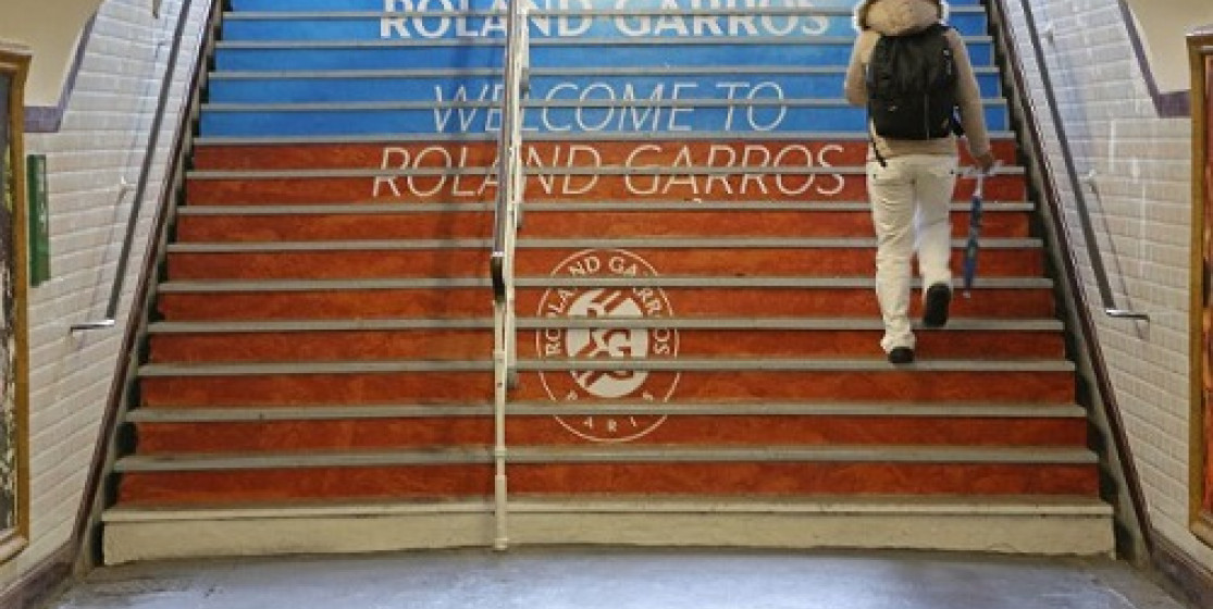 IS ROLAND GARROS THE MOST INTERNATIONAL OF THE FOUR MAJORS?