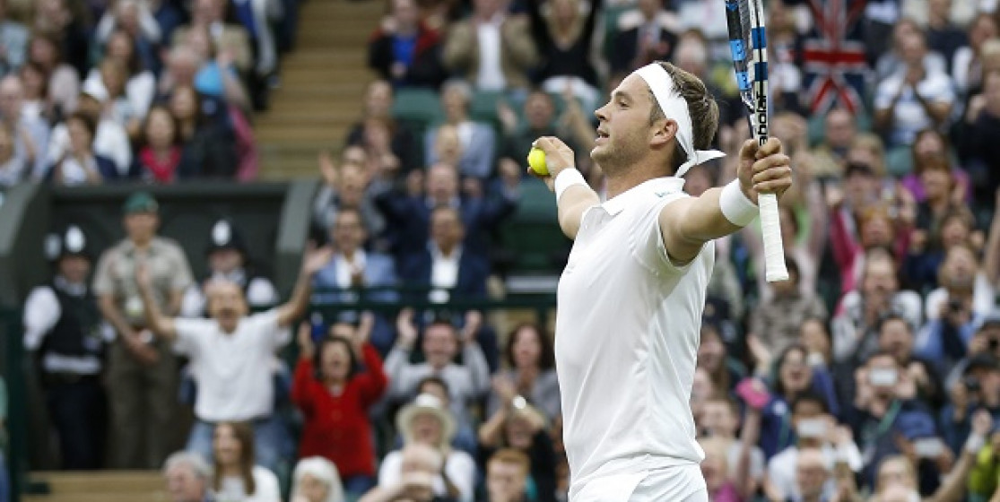 Marcus Willis was on fire