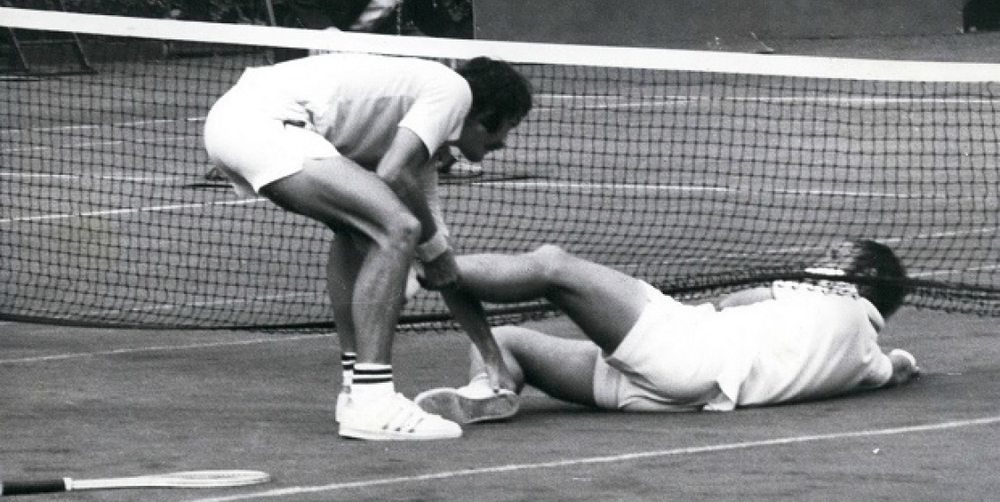 The US Open 1977, or the craziest Grand Slam in the history of tennis?