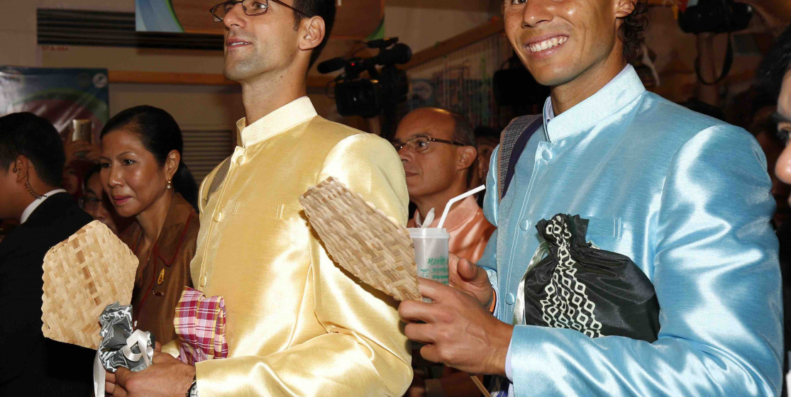Nadal et Djokovic en exhibition !