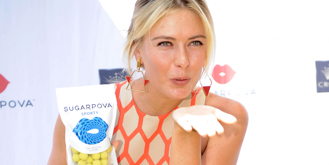 The tennis news (but not only) of the week: Sharapova's phone number and united fetishists