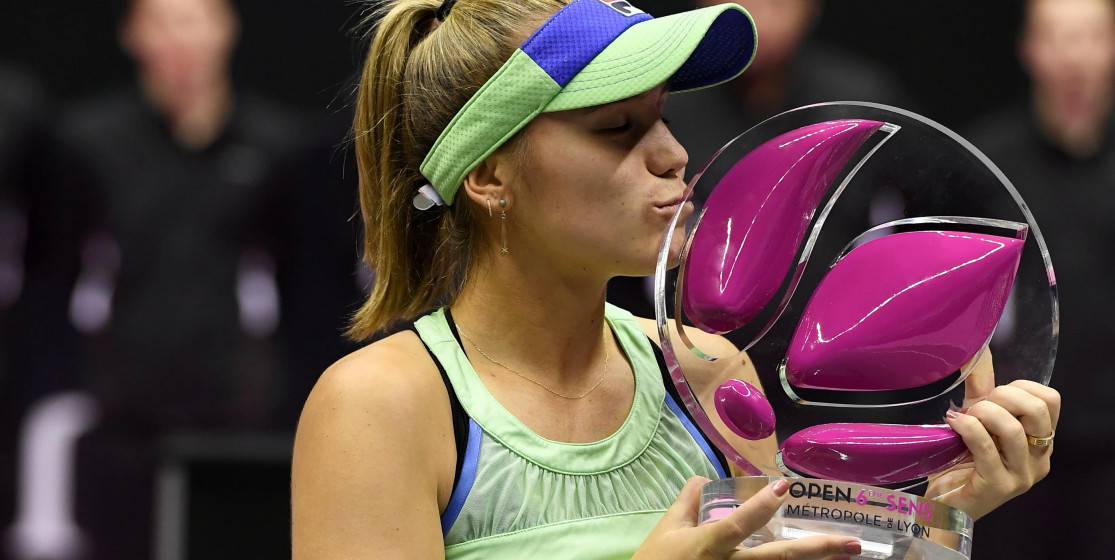 The tennis news (but not only) of the week: Kenin in great form and lazy cats