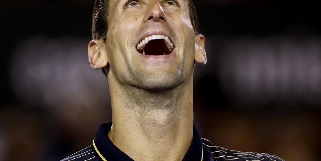 Novak Djokovic, le roi des Anges