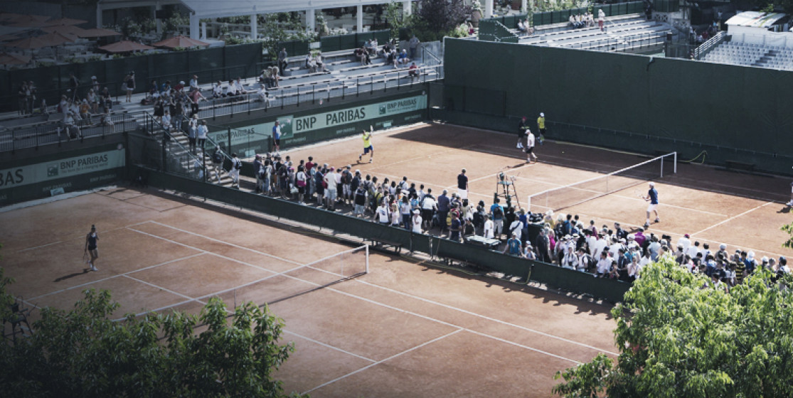 TOP 10 STORIES AND DISAPPOINTMENTS FROM THE FRENCH OPEN QUALIFIERS…