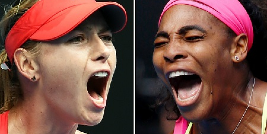 AUSSIE OPEN FINAL IS CHAPTER 19 FOR SERENA AND MARIA