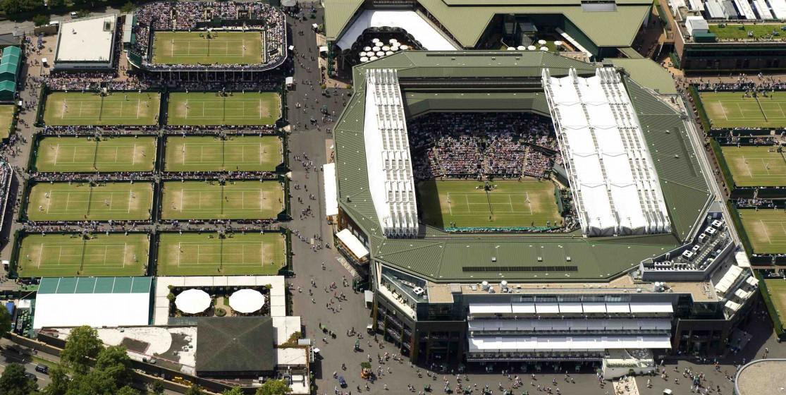 Wimbledon temple du tennis ? Euhhhh ...
