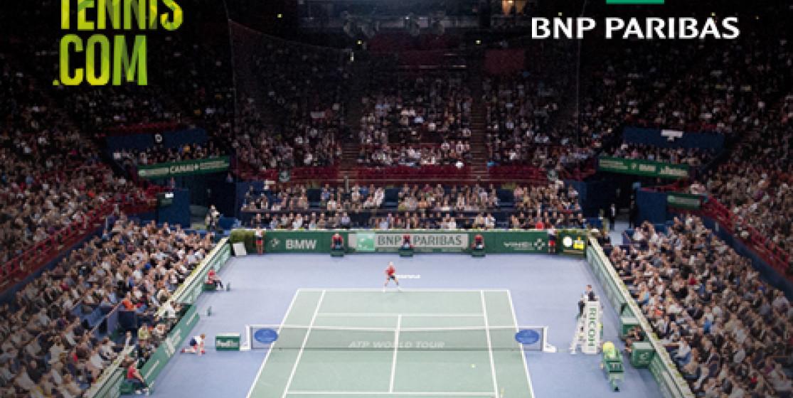 Gagnez vos places pour le BNP Paribas Masters 2013