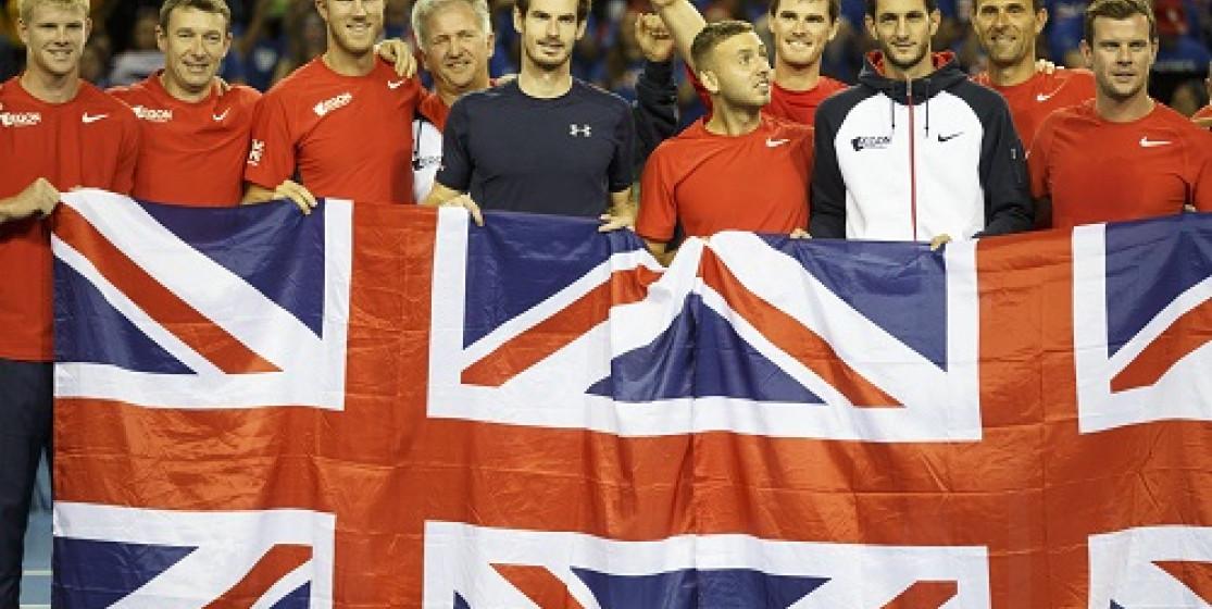 GREAT BRITAIN V BELGIUM IN DAVIS CUP BY BNP PARIBAS FINAL