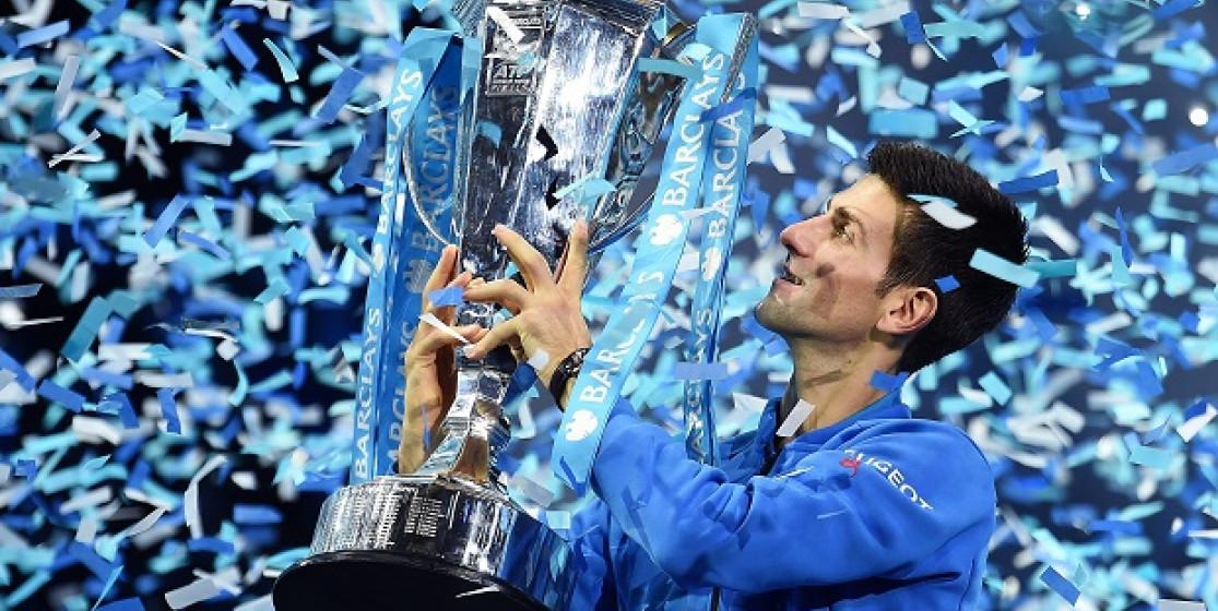 Djokovic, Master of the Masters