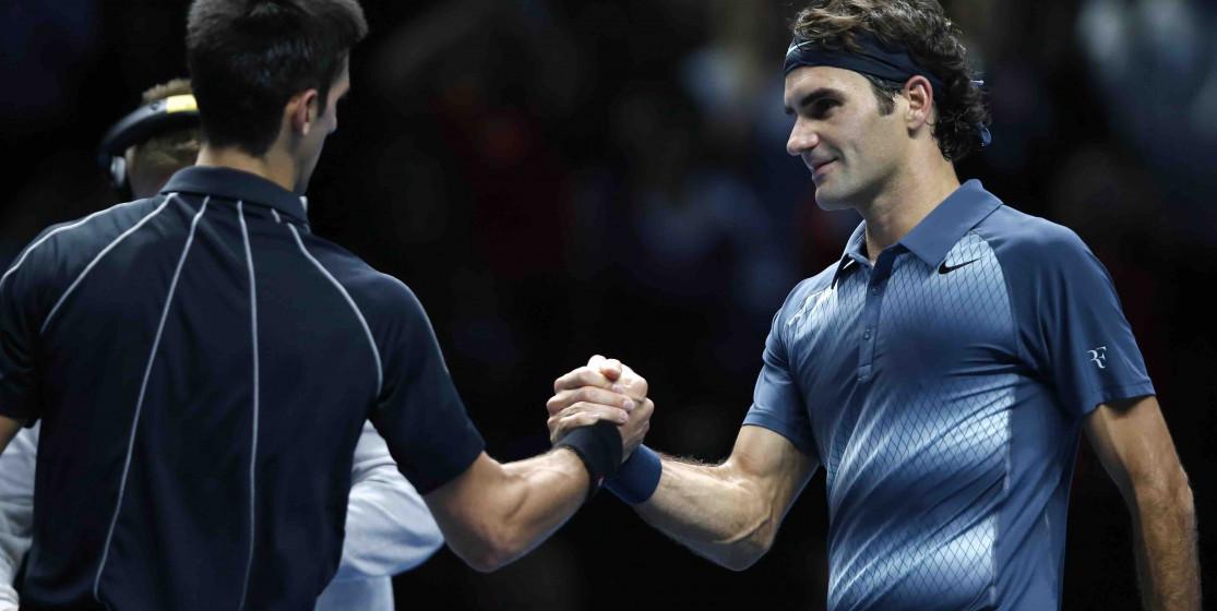 Le match Djokovic-Federer