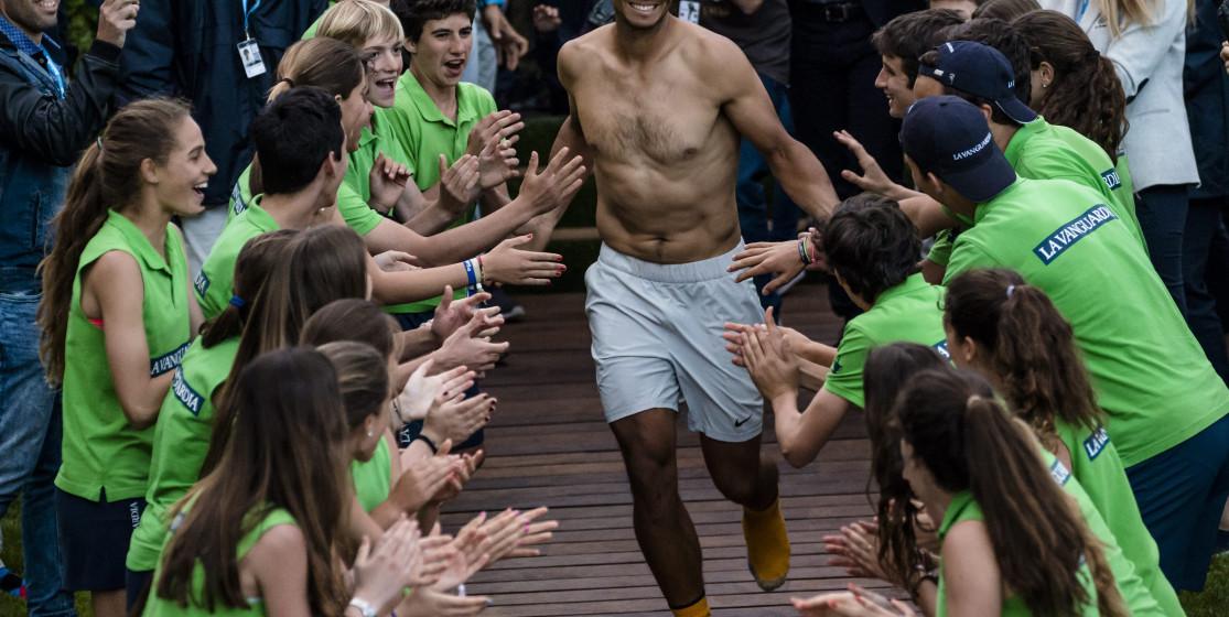 Rafael Nadal n'est pas dopé !