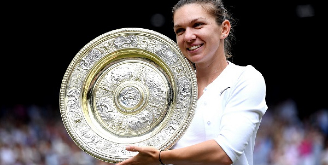 SIMO SIZZLES WITH WIMBLEDON CROWN